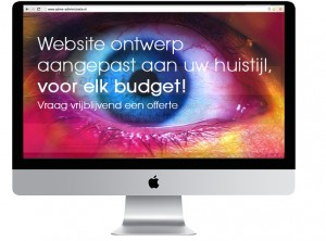 website`_scherm