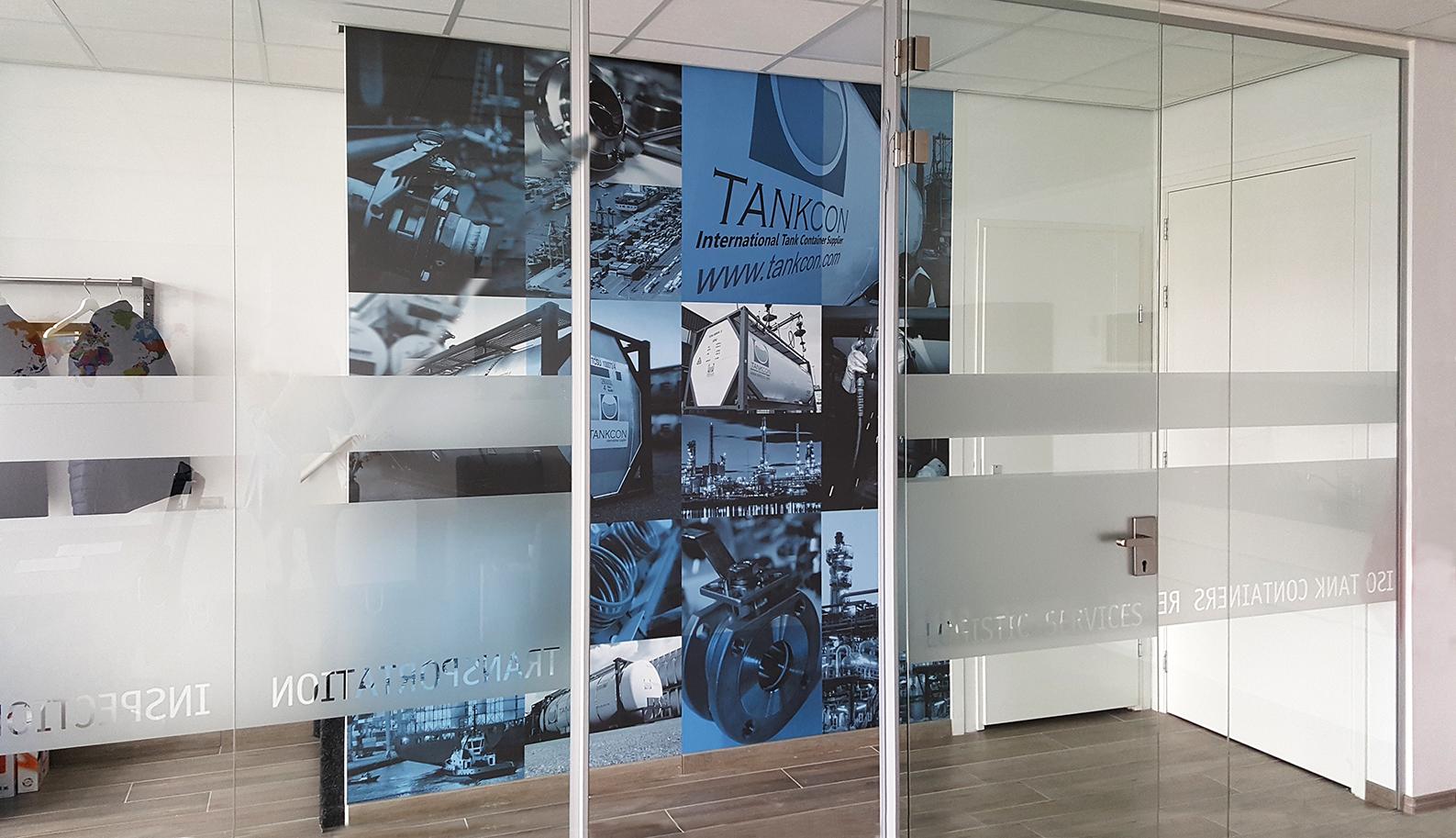 Interieur lin grafisch ontwerp for Interieur lin